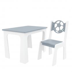 Meble dla dzieci | Krzesełko i Stolik dla dziecka Producent Piłka - image | marSELL24.eu