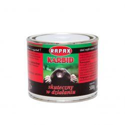 Odstraszanie szkodników | Karbid - odstraszacz kretów i nornic 500 g RAPAX - image | marSELL24.eu
