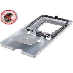 Odstraszanie szkodników | Myszołapka metalowa - pułapka na myszy metalowa - image | marSELL24.eu