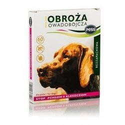 Dom | PESS bezzapachowa obroża dla psa przeciw pchłom i kleszczom 60 cm - image | marSELL24.eu