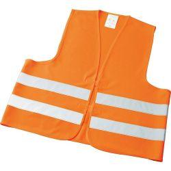 Pozostałe | Kamizelka odblaskowa kolor pomaranczowy 2XL - image | marSELL24.eu