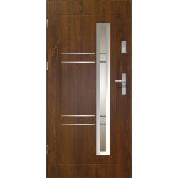Drzwi zewnętrzne | Drzwi Zewn�trzne APOLLO STOPSOL CIEMNY ORZECH 90 L - image | marSELL24.eu