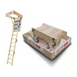 Schody strychowe | Schody Strychowe EXTREME 76mm 100x60 60x100 0,55W! - image | marSELL24.eu
