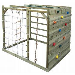 Place zabaw | Plac zabaw Cubic Gamma 225x185 wys.210 cm Kostka - image | marSELL24.eu