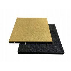 Płytki podłogowe | Bezpieczna nawierzchnia na plac zabaw gumowa płyta - image | marSELL24.eu