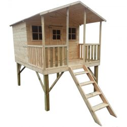 Domki | Drewniany Domek Ogrodowy Gucio - image | marSELL24.eu