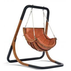 Huśtawki | Ekskluzywny Fotel ALPHA Terracota Hamak Bujak - image | marSELL24.eu