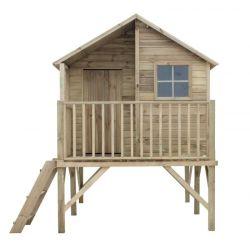 Domki | Drewniany Domek Ogrodowy Dla Dzieci JERZYK OD 4iQ - image | marSELL24.eu