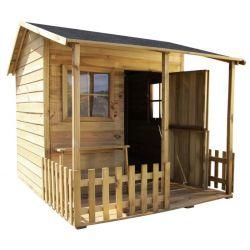 Namioty | Drewniany Domek dla Dzieci MALWINKA! SUPER !!! - image | marSELL24.eu