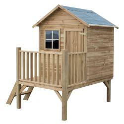Domki | Drewniany Domek Ogrodowy dla Tomek - image | marSELL24.eu