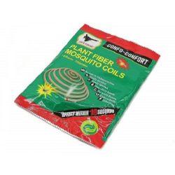 Odstraszanie szkodników | Spirala na komary oraz owady 10 sztuk - image | marSELL24.eu
