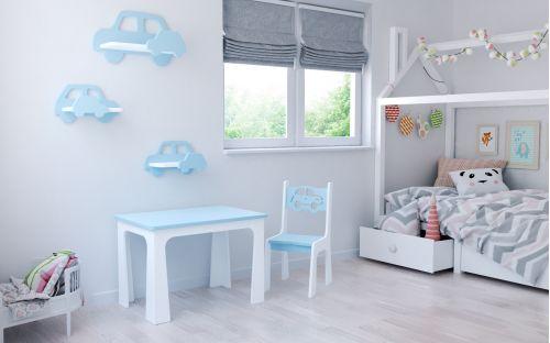 Meble dla dzieci | Krzesełko i Stolik dla dziecka Producent Autko - image 7 | marSELL24.eu