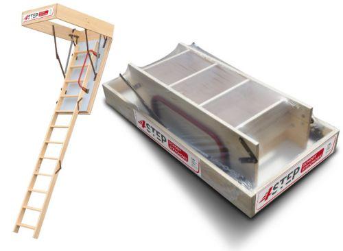 Schody strychowe | Schody Strychowe EXTREME 76mm 120x70 70x120 GRATIS - image | marSELL24.eu