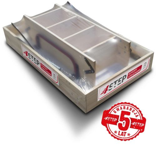 Schody strychowe | Schody Strychowe EXTRA 46mm, 100x80 80x100 +GRATIS - image 9 | marSELL24.eu