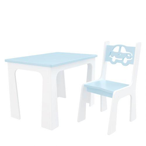 Meble dla dzieci | Krzesełko i Stolik dla dziecka Producent Autko - image | marSELL24.eu